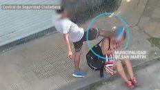 la historia detras de la mujer brutalmente golpeada en la calle
