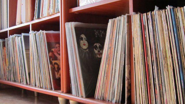 La música vuelve en surcos negros