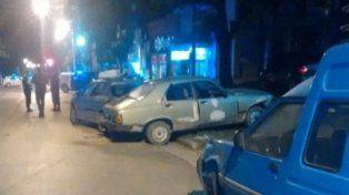 Paraná: Chocó, dejó heridos e intentó huir