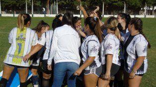 Con fútbol conmemoraron el día de la mujer