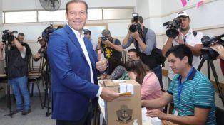 Ganador. El actual gobernador del MPN se alzó con la victoria en Neuquén.
