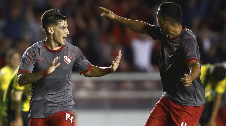 Independiente se metió en zona de Copas