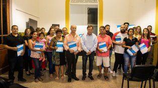 El Municipio entregó créditos del Consejo de Promoción del Empleo a 21 emprendedores