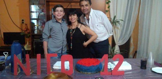 Asesinó a balazos a su esposa y a su hijo mientras dormían y luego se suicidó