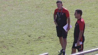 Sciacqua probará el muleto en la Copa Argentina