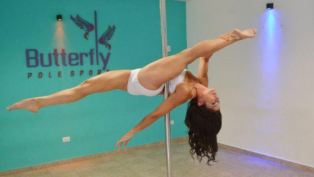 El pole dance es más que un baile sensual