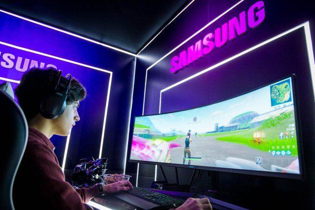 Los gamers potencian las ventas de equipos tecnológicos.