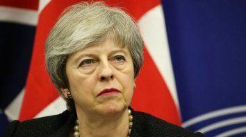 el parlamento britanico volvio a rechazar el brexit y pidieron la renuncia de may
