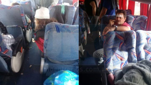 No es el primer robo que sufren los pasajeros que viajan a La Salada desde la provincia.