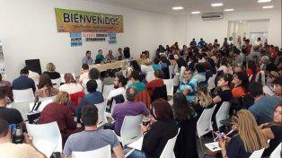 El Congreso Extraordinario de Agmer rechazó la propuesta salarial del Gobierno