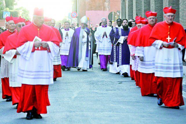 Bergoglio camina un nuevo año como  Papa Francisco