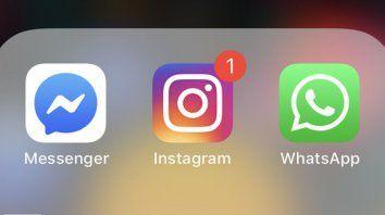 whatsapp, instagram y facebook caidos en todo el mundo