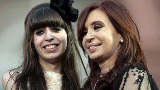 Cristina habló de la enfermedad de su hija: No se metan con ella