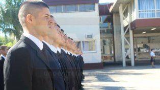 Se inscribieron 1500 personas para cubrir 250 vacantes en la Policía