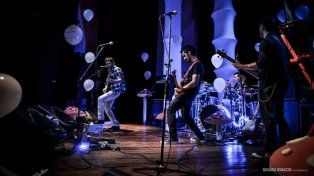Seta prepara un EP que promete extenderse a otras disciplinas artísticas, además de la música.