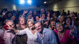 Reunión. La convocatoria fue en el local de calle Belgrano, en Paraná.