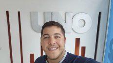 Un referente. El Peke es un de los mejores jugadores de sóftbol del país. Juega en Don Bosco y la Selección Nacional Mayor.