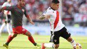 El colombiano y una lesión que lamenta todo River.