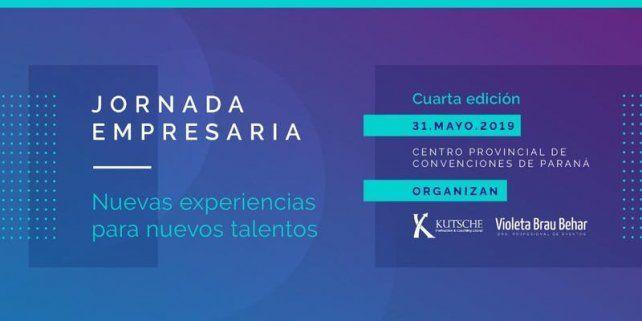 Se viene la IV Jornada Empresaria en Paraná