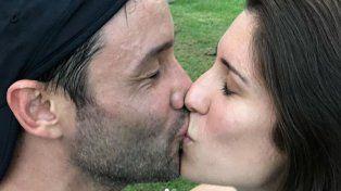 Luciano Pereyra sorprendió al mostrar a su novia en sociedad