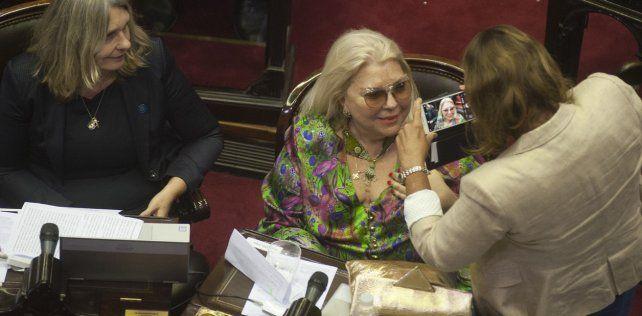 Elisa Carrió, muy dura con Garavano: No tengo trato con imbéciles