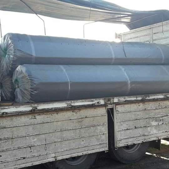 Tilcara recibió la carpeta de sintético para su cancha
