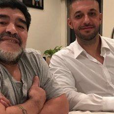 El Diego y una nueva polémica.
