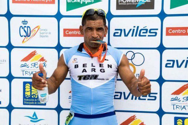 La historia del atleta entrerriano que sacó lo mejor y lo peor de las redes sociales