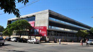 Tribunal. El juicio se desarrollará en el Centro de Justicia Penal de Rosario y será visto por videoconferencia.