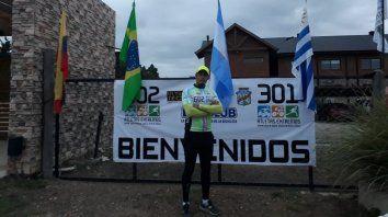En Villa General Belgrano donde se prepara durante la semana.