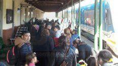 vecinos piden que se reactiven ramales ferroviarios