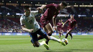 Sorpresa: Argentina cayó con Venezuela en el regreso de Messi