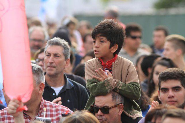La marcha Por la Vida se mete de lleno en la campaña electoral