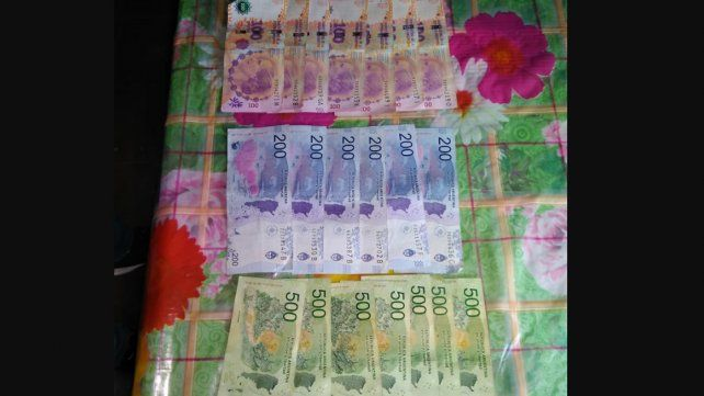 Secuestraron drogas y dinero en un allanamiento por narcomenudeo