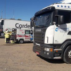 Encontraron muerto a un camionero en la cucheta de su vehículo