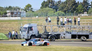 El Top Race le puso color al domingo paranaense