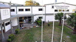 La UTN es la sede elegida para la disertación.