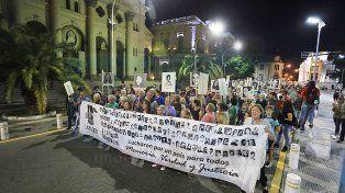 Marcha de la Memoria a 43 años del Golpe de Estado: Los genocidas planificaron esta miseria que hoy nos gobierna