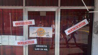 Clausuraron un hotel que funcionaba frente a la terminal de ómnibus de Paraná