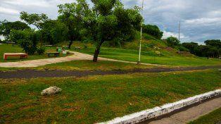 Se inician las obras de puesta en valor del Parque Varisco