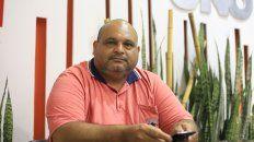 Ramón Ortíz advirtió sobre los riesgos que corren los empleados del área.