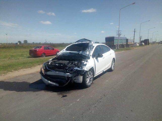 Motociclista murió al ser chocado cerca de Villa Mantero