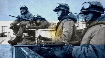 Honrando a los héroes. No me olviden cuenta la emotiva historia del soldado Néstor González.