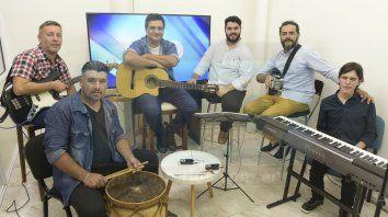 Integrantes. Rodrigo Gómez, Santiago López, Gabriel Ojeda, Maxi Moreira, Diego Martínez e Ilihue Quiroga.