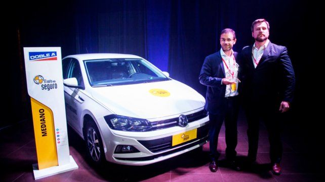 Volkswagen Virtus, el auto mediano, más seguro en Argentina