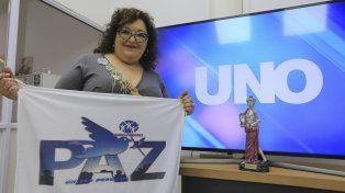 Cecilia Pautaso recibió el premio internacional Grandes Mujeres 2019