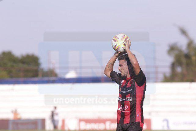 Urribarri será baja en Patronato para visitar a Godoy Cruz