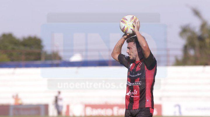 Urribarri arregló su continuidad