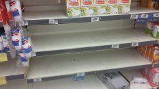 Panorama. Más que nunca, los productos de Precios Cuidados brillan por su ausencia.
