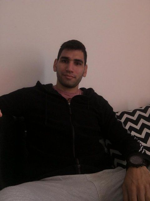 En Córdoba. Luciano metió 21 puntos en el triunfo del lunes ante Atenas y promedia 19 por partido.